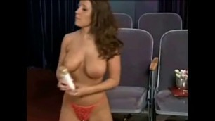 Erica Campbell Nude At Theater Aloha Tube