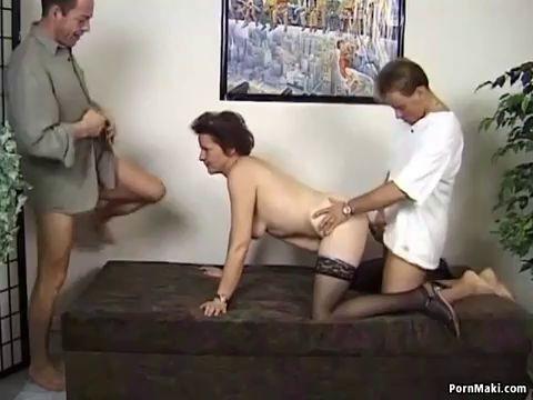 Sexy Granny Banging Pornweb