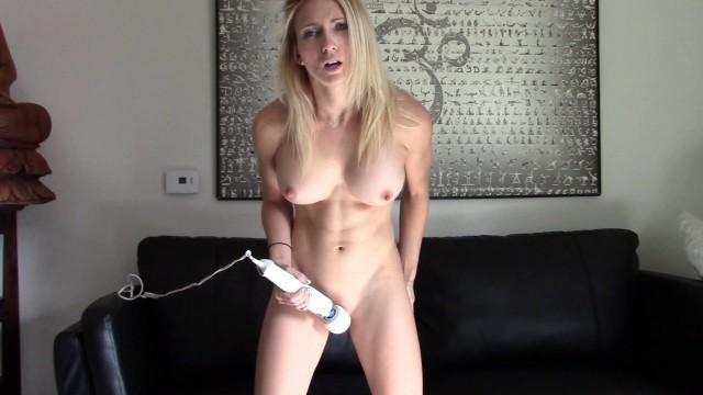 Bravo Teen Solo Haley Ryder Standing Hitachi Orgasm