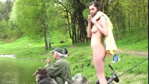 Public Flash Gone Nude Girls Fishing Mobile Porn Fuq