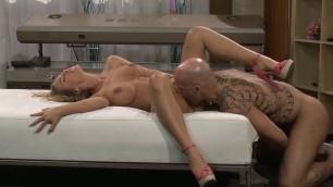 Romantic Porn Nicole Aniston No Tan Lines Allowed 1 Full Body Oil Massage