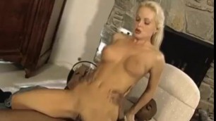 Hot woman got fucked by big black cock