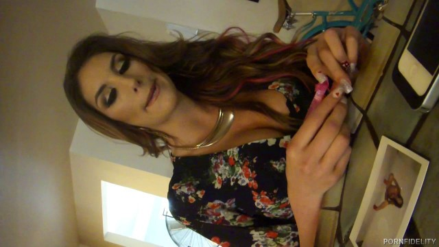 Slutty Mom August Ames To Please (Behind The Scene)