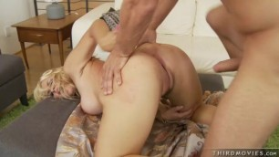 Sarah Vandella Huge Boob Orgy