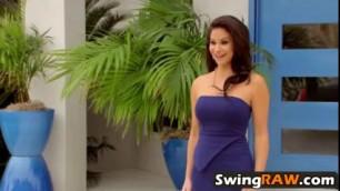 Nude Amateur Couples Prepare For Passionate Swinger Orgies