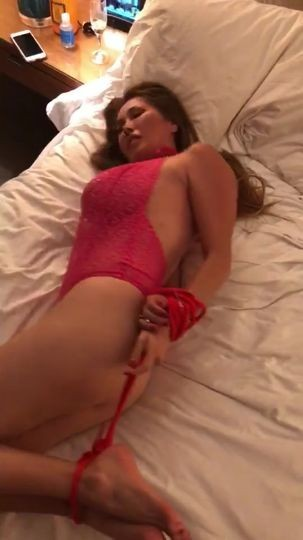 Kianna Dior Oh Poor Me Im All Tied Up And Submissive I Have To Do Anything You Tell Me To Do Now