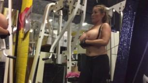 Kianna Dior Voyeur Omg I Had No Idea This Guy Was Filming Me At The Gym !!!