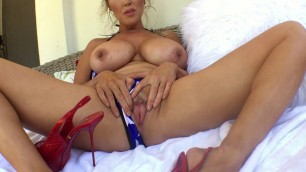 Kianna Dior Happy Indepence Day Video Let's Suck Off Some Fireworks