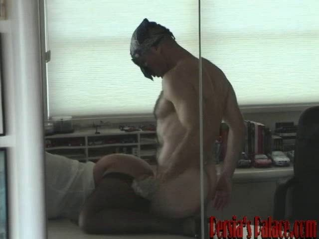 Big Titted College Girl Persia Monir Meets The Boogie Man