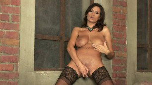 Sensual Jane Alley Tight Pussy )Cat