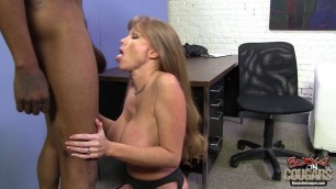 Darla Crane Ebony On Cougars 12