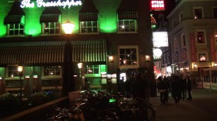 Buck Wild Takes You To Grasshopper Coffee Shop In Amsterdam