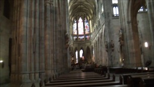 Inside Prague Castle