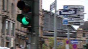 Redlight District in Taunusstraße Frankfurt Germany