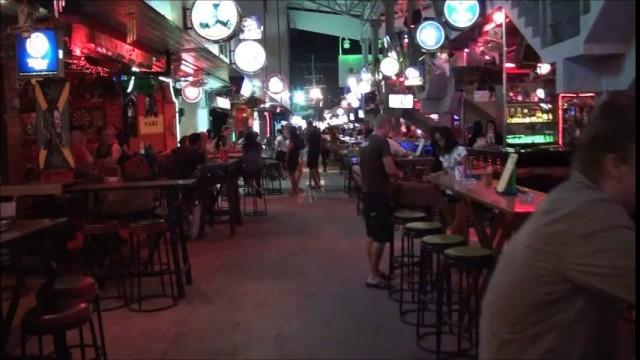 Bangla Road 2 Walking Street Patong Phuket Thailand
