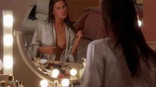 Rhona Mitra Naked Boobs Scene