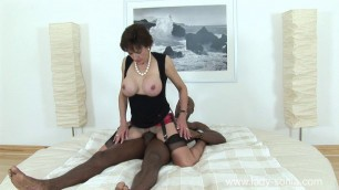 Lady Sonia The Cuckoldress And The Ebony Stud
