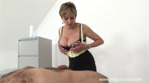 Lady Sonia The Ultimate Bra Fetish And Boob Sex