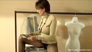 Lady Sonia Lingerie Worship Part 3
