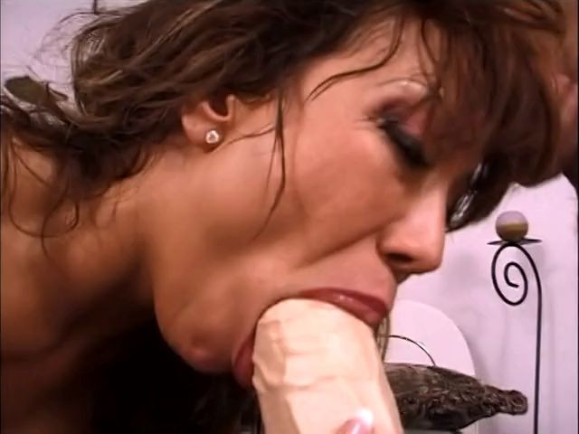 Amazing Ava Devine Straight Up The Pipe