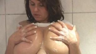 Milena Velba Wet Shirt Shower Bbw Free Videos