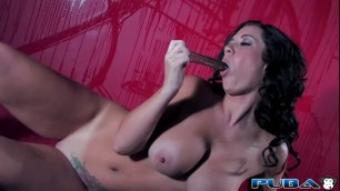 Puba Jayden Jaymes Oily Slut Wall