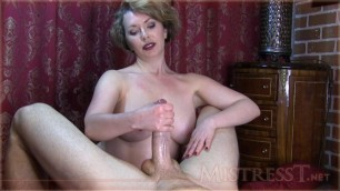Mistress T Compare To Monster Dick