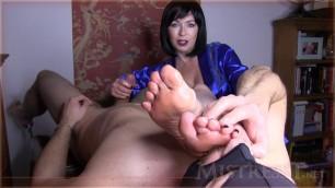 Mistress T Feet Desire Hj