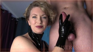 Mistress T Suffer For Your Orgasm Sexy Sauce