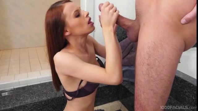 Jillian Janson Gets Jizzed Sexy Sluts