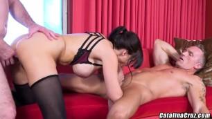 Catalina Cruz Double Penetration Desires Mp4 Porn