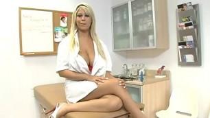 Bridgette B Live Horny Sensual Nurse 2