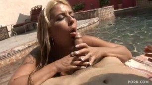 Big Soapy Boobs Amber Lynn Bach Cougarsexclub Org Three Dangerous Cougars Snack On Some Sausage