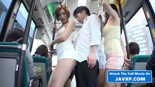 Asian Girls Fucking On The Bus
