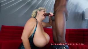 Claudia Marie Ebony Snake Moan