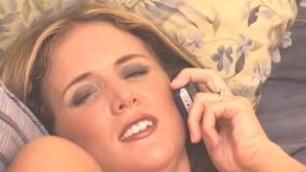 Desirae Spencer Naughty At Home Phone Fuck