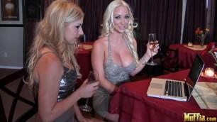 Erotic Lesbian Sex Stories Lexi Belle Molly Cavalli Happy Anniversary