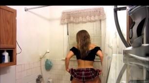Mal Malloy Loy Plaid Short Skirt Pornhub