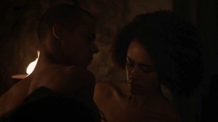 Nathalie Emmanuel Naked Game Of Thrones S07e02 Mature Sex Tumblr