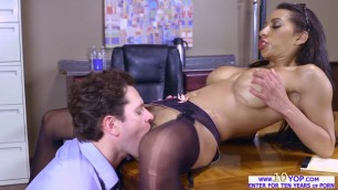 Hot Priya Price Have Some Horny Fun Fuck With Preston Parker Porn
