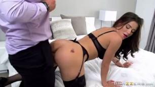 Lana rhoades home alone porn