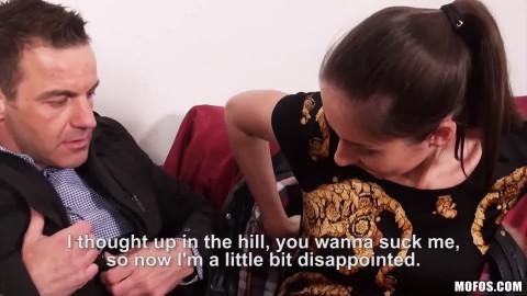 Euro Girl Aruna Aghora Gets Picked Up