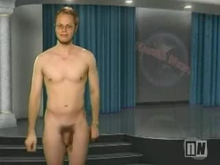 Naked news male