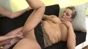 Mom in g amateur