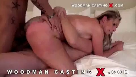 Woodmans casting porno