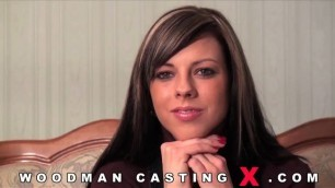Woodman Casting X Mellie Swan