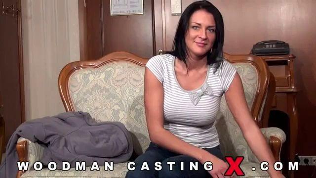 Woodman casting порно