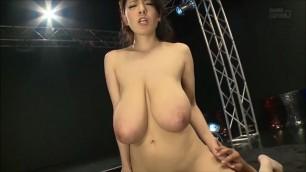Hitomi Tanaka asian slut POV