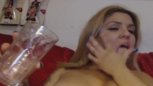Wild Huge Tits Blonde Deepthroat Her Guyfriend Hard Dick