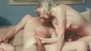 Retro Wedding Orgy 70s